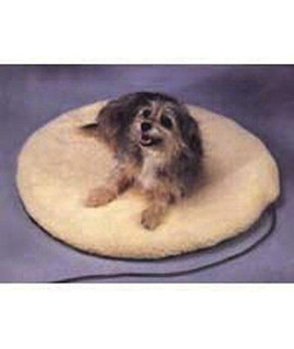 Allied Precision ALLIEDPR12PBL Large Heated Pet Bed