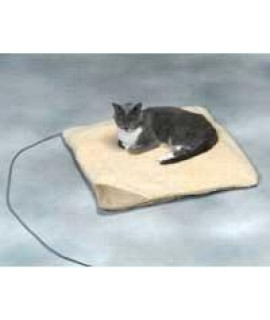 Allied Precision ALLIEDPR12PBS Small Heated Pet Bed