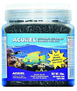 Acurel LLC Extreme Activated Carbon Pellets, 23-Ounce