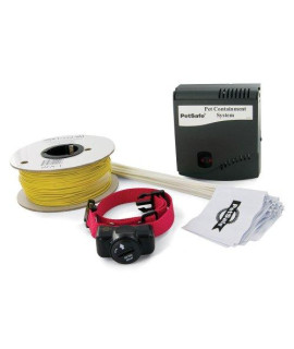 Petsafe In-Ground Radio Fence With Ultralight Receiver