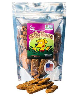 4Legz Kitty Roca All Natural Dog Treats, 8 Ounce
