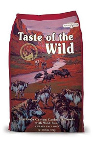 Taste of the Wild, Southwest Canyon Canine Formula with Wild Boar