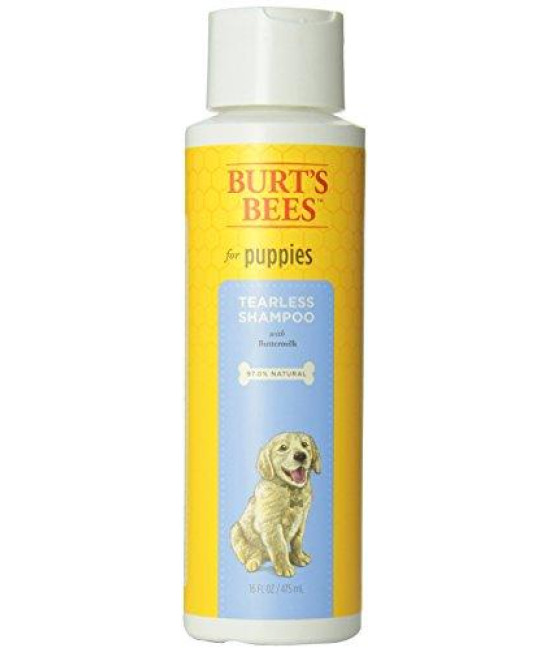 Burts Bees Puppy Tearless Shampoo, 16 Ounces