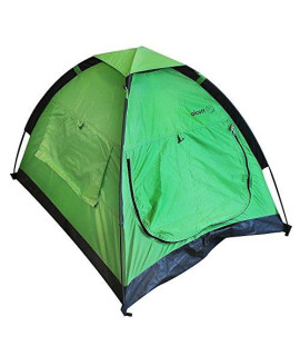 Alcott Explorer Pup Tent, One Size, Green