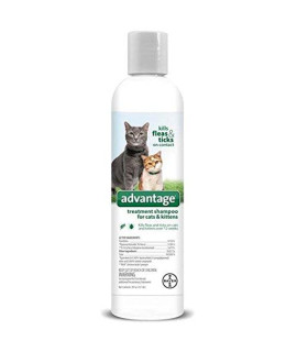 Advantage AG Advantage Treatment Shampoo Cat 8oz