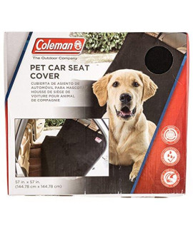 Coleman Pet Car Seat Cover