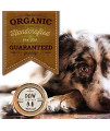 NaturalDog.com PAWSOOTHER | Organic, All-Natural | For Healing Dry Cracked Dog Paw Pads | 2 oz Tin