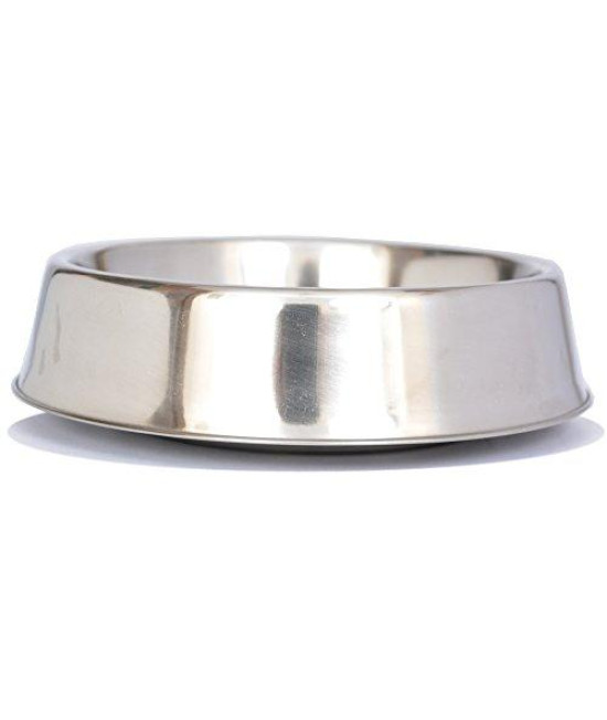Iconic Pet 4-Cup Anti Ant Stainless Steel Non Skid Pet Bowl for Dog or Cat, 32-Ounce