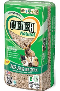 Carefresh Natural Animal Bedding, 14L for Small Mammals