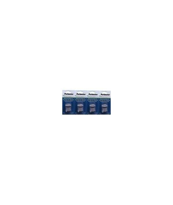 Four Pack Dog Fence Batteries for Invisible Fence R21 or R51 Receiver Collars by Perimeter Technologies