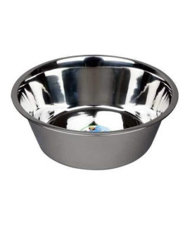 Advance Pet Products Stainless Steel Feeding Bowls, 1-Quart