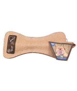 Advance Pet Products Jute Bone Toy, Large