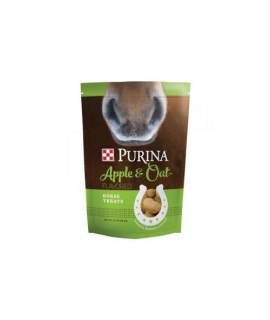 Purina Animal Nutrition Purina Mills Apple/Oats Horse, 1 Count, One Size