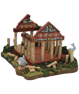 Pennplax Lost City of Atlantic Super Replica Aquarium Decor