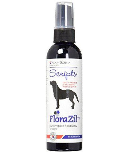 Florazil + Multiprobiotic Food Spray For Dogs (6 Oz)