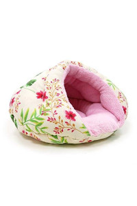 Dogo 100 Dogo Burger Bed - Floral