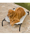 Coolaroo Elevated Pet Bed -