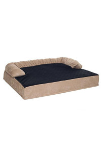 Petmaker Orthopedic Memory Foam Pet Bed, Large