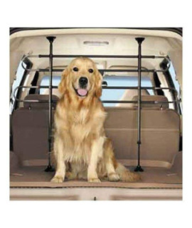 Fence Pet Dog Cages Car Black Vehicle Divider Barrier Seat Truck Suv Us Stock