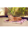 Petique Bd07130000 Pet Bed, Pink Frenchie, One Size
