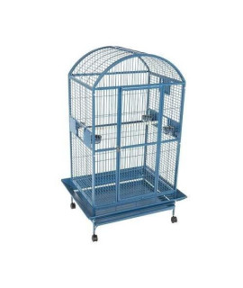Extra Large Dome Top Bird Cage 9003628 Platinum