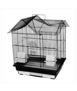 "4 Pack of 18""x14"" House Top Cage AE1814H Charcoal"
