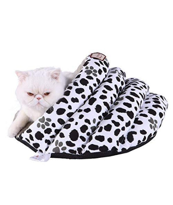 Armarkat Paw Print Cat Bed Size, 20-Inch by 11-Inch