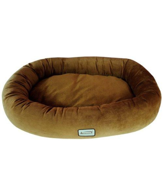 Armarkat Pet Bed 28-Inch by 21-Inch D02CZS-Medium, Brown