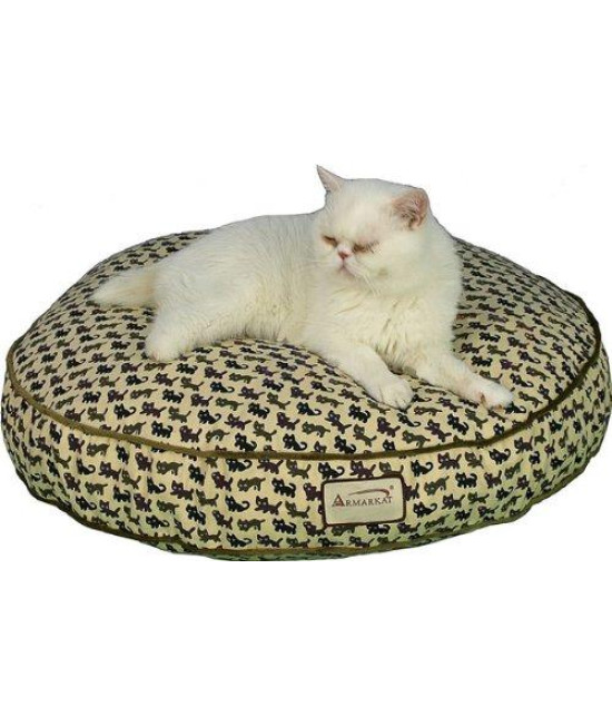 Armarkat Pet Bed Pad 24-Inch by 6-Inch Canvas Material