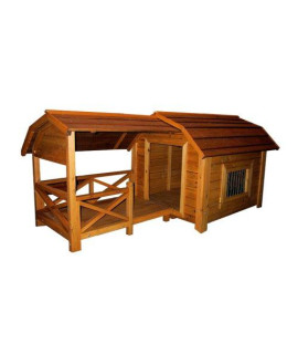 The Barn Wood Pet House