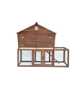 Pet Ranch House Chicken Coop