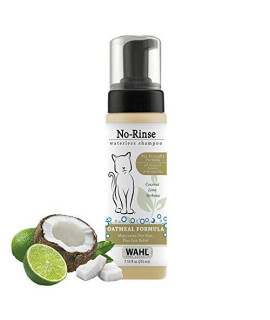 Wahl Cat No-Rinse Waterless Shampoo