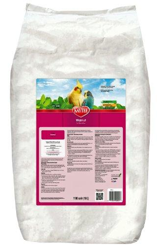 Kaytee Walnut Bedding and Litter Pad for Pets, 25-Pound