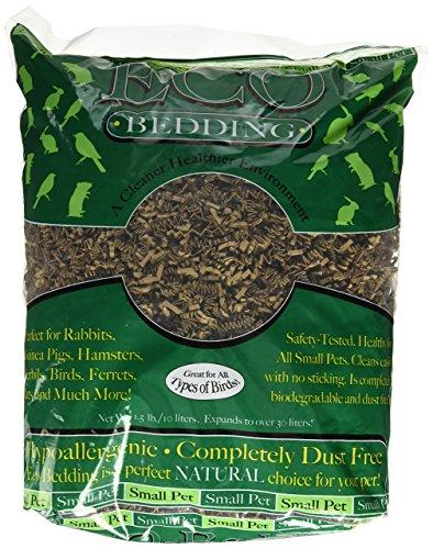 Fibercore Eco Pet Bedding, 1.5 lb, Brown