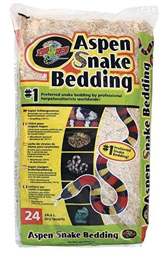 Zoo Med Aspen Snake Bedding, 24 Quarts