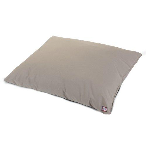 35x46 Khaki Super Value Pet Dog Bed By Majestic Pet Products Large