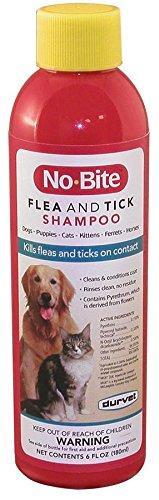 Durvet No-Bite Shampoo, 6-Ounce