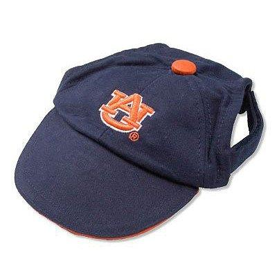 Sporty K9 Collegiate Auburn Tigers Dog Cap, Large