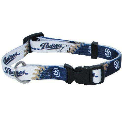 Hunter MFG San Diege Padres Dog Collar, Extra Small