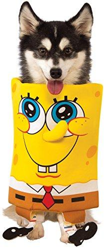 SpongeBob Squarepants Pet Costume, Small