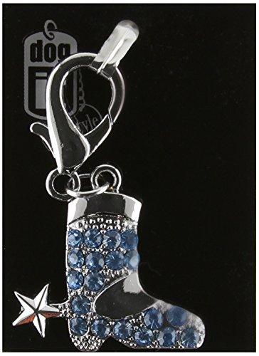 Dogit Style Charm, Boot-Blue
