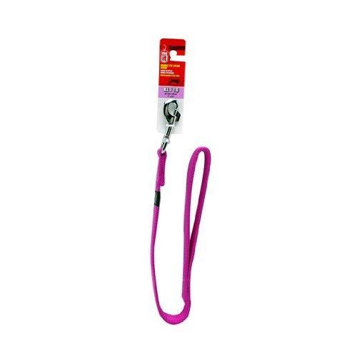 Dogit Nylon Double Ply Training Dog Leash, X-Large, Purple