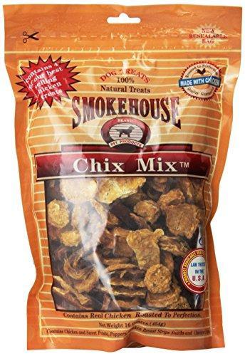 Smokehouse 100-Percent Natural Chix Mix, 16-Ounce