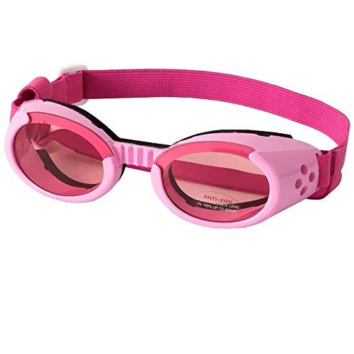 Doggles ILS Small Pink Frame and Pink Lens