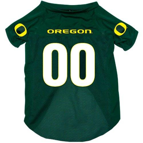 NCAA Oregon Ducks Pet Jersey,  Medium