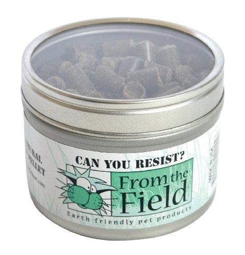 From The Field 2-Ounce Can You Resist Catnip Pellet Tin Can