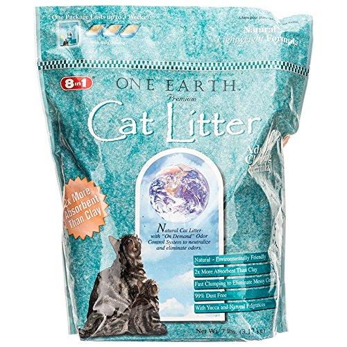 United Pet Group Clumping Cat Litter, 7-Pound