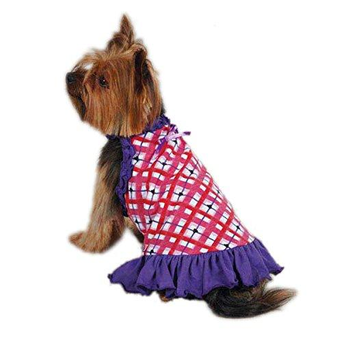 East Side Collection ZM3460 08 75 Hugs and Kisses Pullover for Dogs, XX-Small, Pink