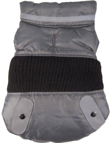 Dogit Style Sport Utility Dog Vest, Large, Gray