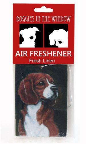 Doggies in the Window Beagle Air Freshener, Fresh Linen
